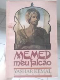 Livro Memed meu Falcão - Yashar Kemal
