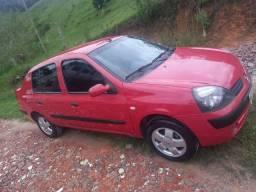 Renault clio sedan privilege 1.0 16v* <br>*Completo*