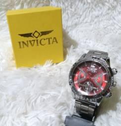 Relógio Masculino Luxo - Entrega Grátis