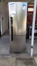 Geladeira Consul Frost Free Inverse 397 Litros Inox