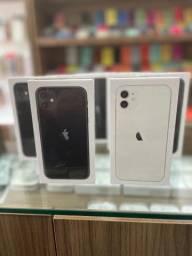 iPhone 11 64g novo lacrado