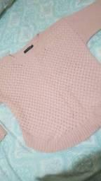 Blusa de lã Rose