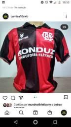 Camisa Athletico PR - Original - Ver descrição