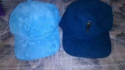 Vendo 2 chapéus