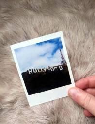 Foto polaroid personalizada (sem pedido mínimo, várias opções de moldura)