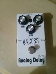 Pedal Axcess Analog Delay