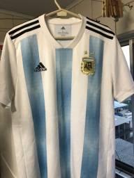 Camisa Argentina Tam G