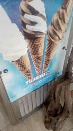 Maquina de sorvete italianinha