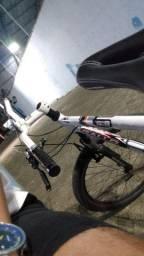 Bicicleta da Gallo aro 26 com peças da Shimano