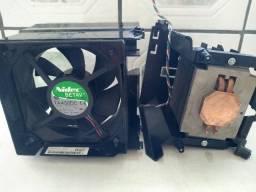 Cooler Dell + placa mãe E 210882 ? com luz Laranja