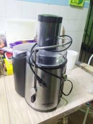 Processador de Alimentos Mixer Inox Mondial
