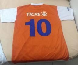 Jogo de camisas de futebol
