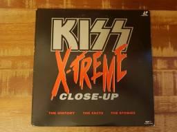 Vídeo laser KISS X-treme close-up