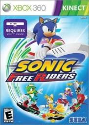 Sonic Free Riders - Jogo Original Xbox 360 - Usado