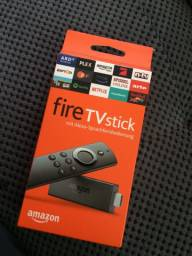 Multimídia Amazon Pire Stick 4k Chromecast - ORIGINAL novo lacrado