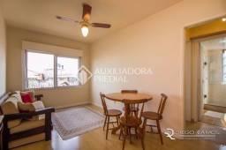 Apartamento à venda com 1 dormitórios em Menino deus, Porto alegre cod:209630