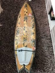 Prancha de surf flora 6.0 completinha