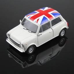 Miniatura de Ferro Mini Cooper 1300 12cm 1:34