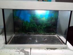 Vendo aquario 160 litros