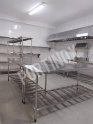 Título do anúncio: Cozinha industrial completa - Portinox