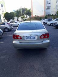 Toyota Corolla XEI 1.8 Manual 2005 Raridade, duvido igual.