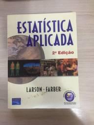 Estatística Aplicada 2 Edição (Larson - Farber)