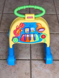 Apoiador musical Fisher price