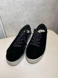 Sapato plataforma Arezzo