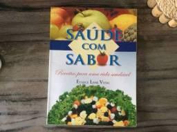 Livro Saúde com Sabor - Eunice Leme Vidal