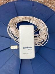 Antena repetidora de sinal de Wi-Fi