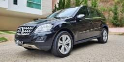 Mercedes-Benz ML-350 CDI 3.0 V6 4x4 Diesel 2010 - 2º dono - Impecável