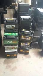 Baterias automotiva multimarca 60ah com garantia Promoção R 90,00