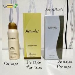 Produtos de perfumaria feminina