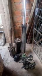 Equipamentos hidraulico