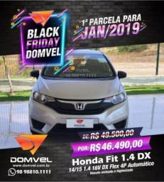 Honda Fit 1.4 DX Automático - 2015
