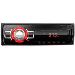 De 150 por 120 Radio MP3 USB, cartão SD , ent. auxiliar ,Novo na caixa controle remoto