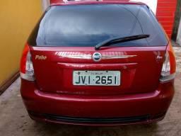 Carro Pálio 1.0 Cor:vermelha - 2007