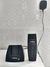 Telefone Intelbras novo. TS 40 ID