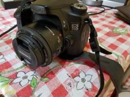 Camera fotográfica canon profissional