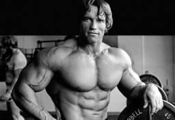 Curso CrossFit e musculação no ganho de massa muscular homem e mulher