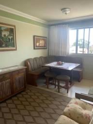 Apartamento no Bacacheri-Curitiba, 81 m2, 3 quartos c/ suíte, 2 vagas garagem