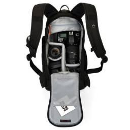 Mochila Lowepro Flipside 200 Preta - Acessórios para Câmeras