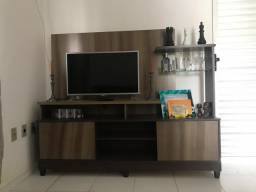 Rack para sala de TV super conservado!
