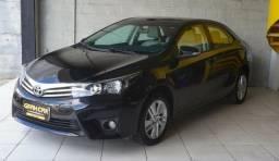 Corolla 1.8 GLi CVT, é na Gran Car!! - 2017