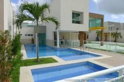 Casa em condomínio no Eusébio com excelente localização vizinho ao shopping
