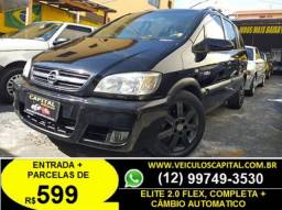 CHEVROLET ZAFIRA FLEXPOWER(ELITE) 2.0 8V(AUT.) 4P  2006 - 2006
