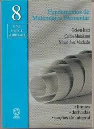 Fundamentos de Matemática Elementar - 8ª Edição