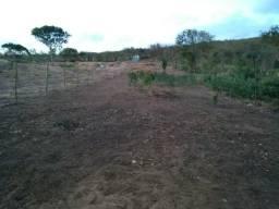 Terreno na fazenda Tapuio