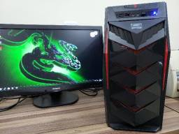 Pc gamer i7 4770k nvidia gtx 770 8gb hd 1tb fonte 550 joga tudo