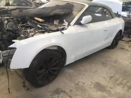 Sucata Audi A5 cabriolet 2.0t tfsi quattro 2014